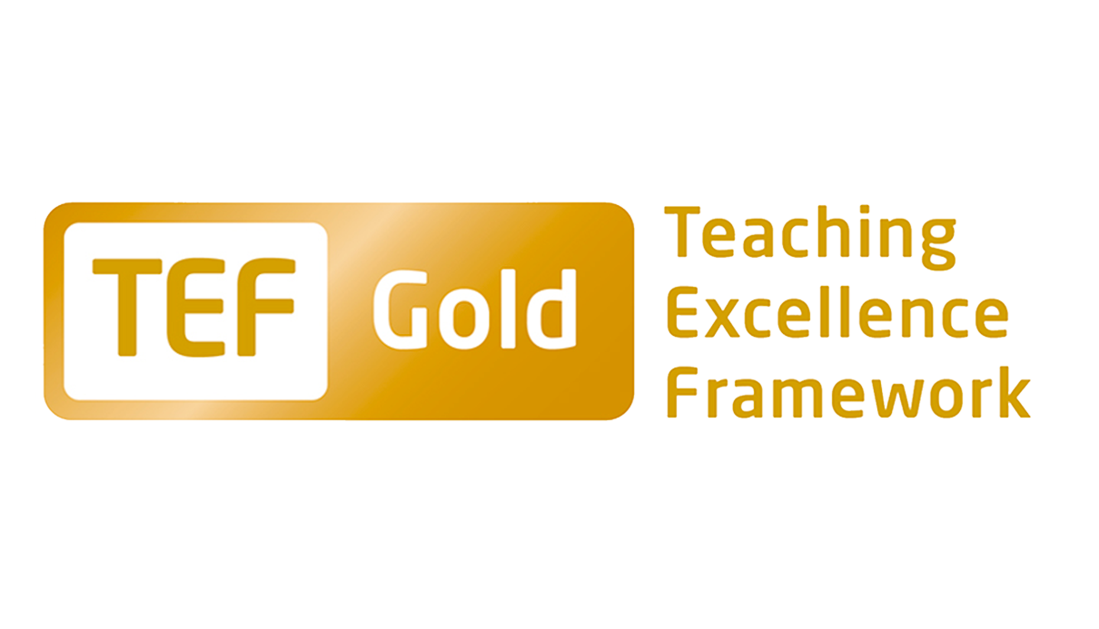 TEF Gold | Teching Excellence Framework